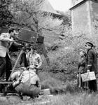 photo de tournage 1953