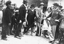 photo de tournage 1929