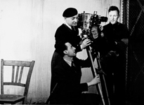photo de tournage 1940